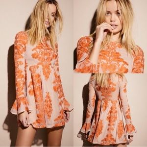 For Love & Lemons xFree People Temecula Dress SM/M